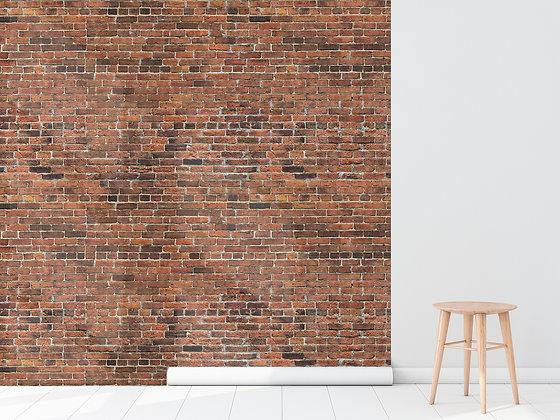 Papel Mural Ladrillos