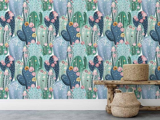 Papel Mural Cactus