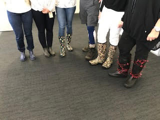 Mike King's Gumboot Friday
