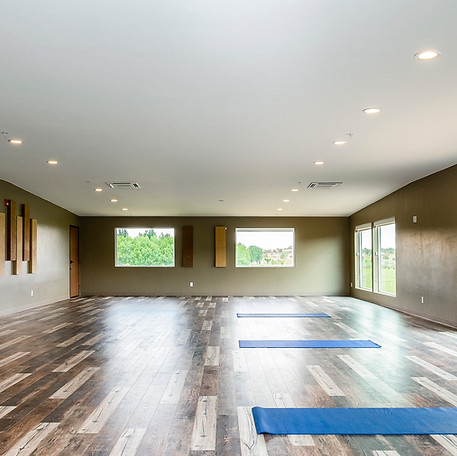 Yoga Room for Guests Use