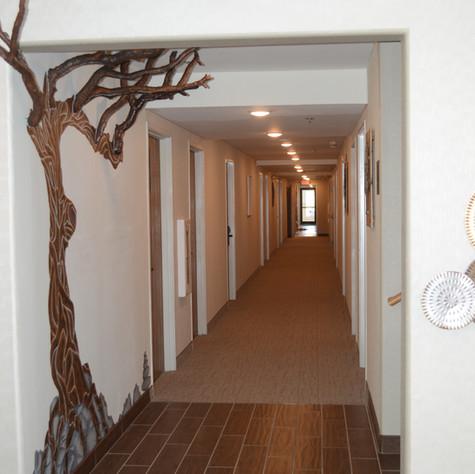 Capitol Room Hallway