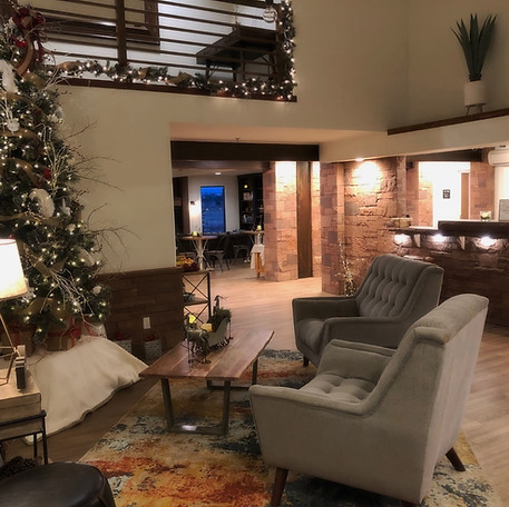 Christmas at the Red Sands Hotel