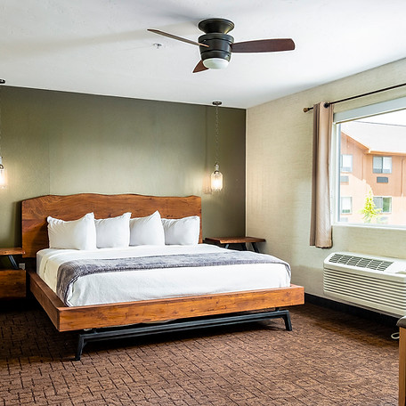 Spa Suite King Bed