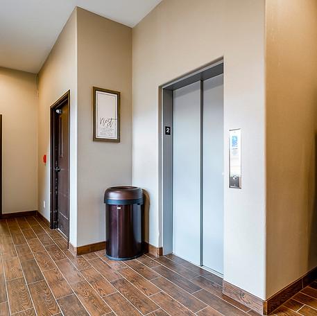 Elevator and Ice Machines