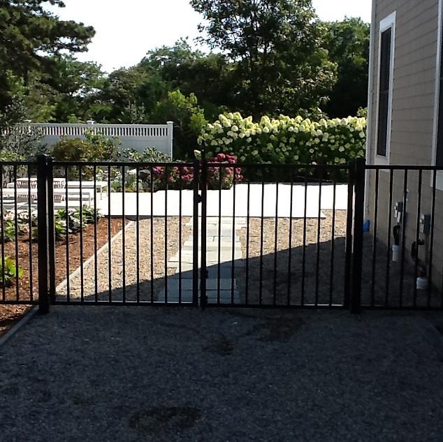 Echelon Plus Monarch Double Drive Gate