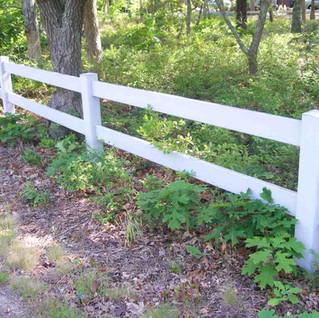 Plank Rail