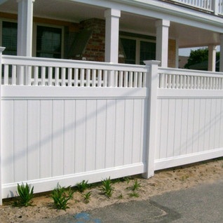 Closed Colonial Accent Top