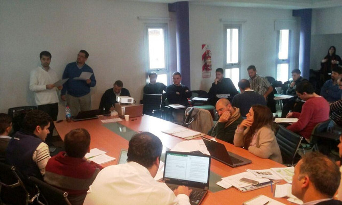 Primer curso de auditores - reseña