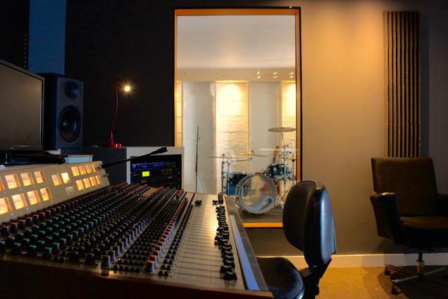 Media Suite (Control Room)