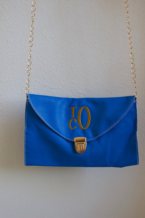 #2 OTC Monogram Clutch/Pencil Bag