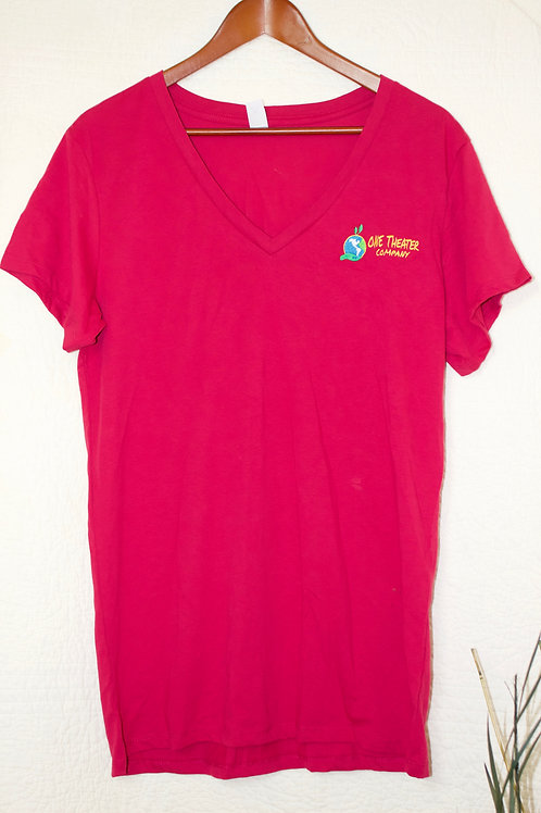 OTC Women's Legacy V-Neck T-Shirt