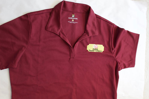OTC VINTAGE: Embroidered Women's All-Purpose Performance Polo