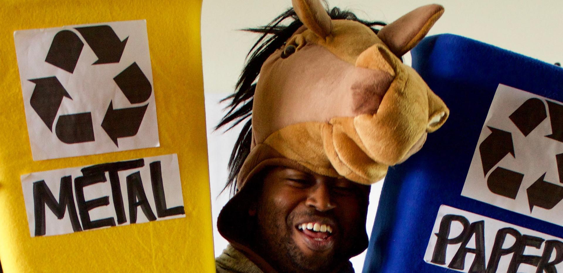 Hector the Horse (El Caballo)