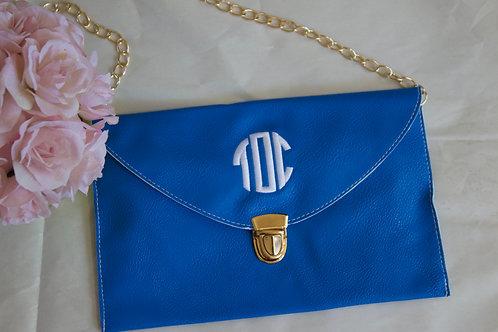 #1 OTC Monogram Clutch/Pencil Bag