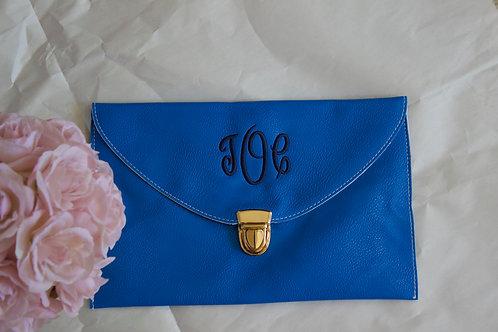 #3 OTC Monogram Clutch/Pencil Bag