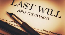 4 Reasons You Need a Will