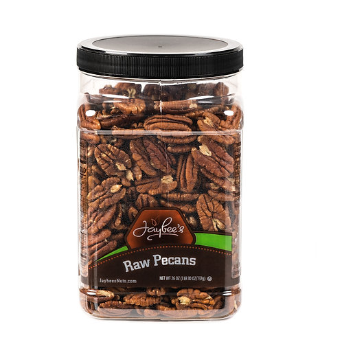 Raw Whole Pecans 26 oz - Great Daily Healthy Snack