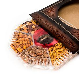 mixed nuts gift basketjpg