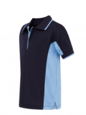 Angelorum College Polo Adult sizes