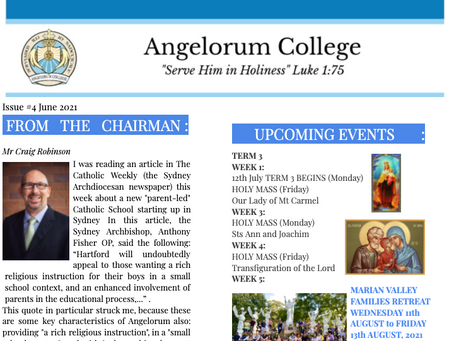 End of Term 2, 2021 Newsletter
