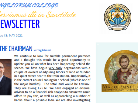 Mid-Term 2 2021 Newsletter