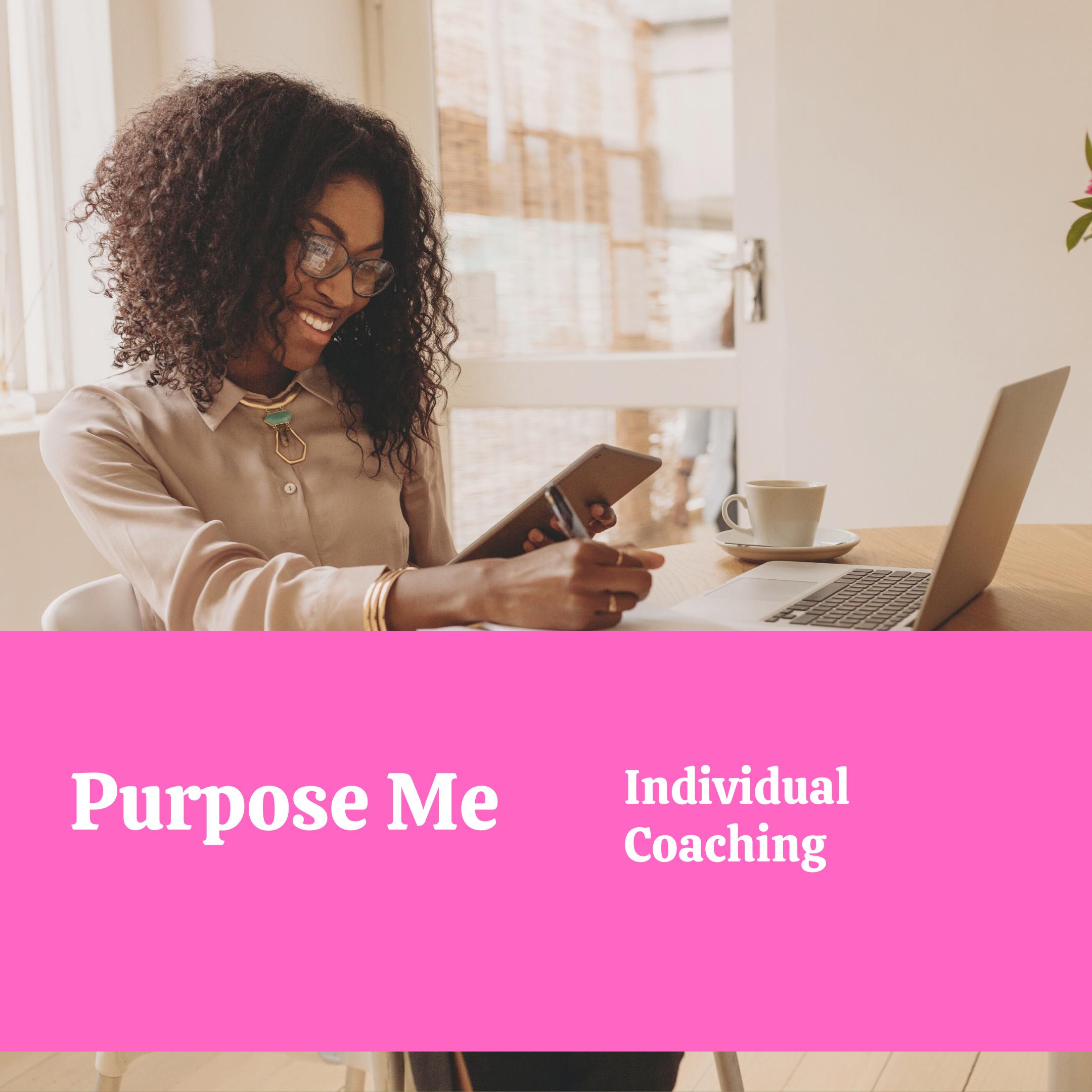 Individual Purpose Me Coaching