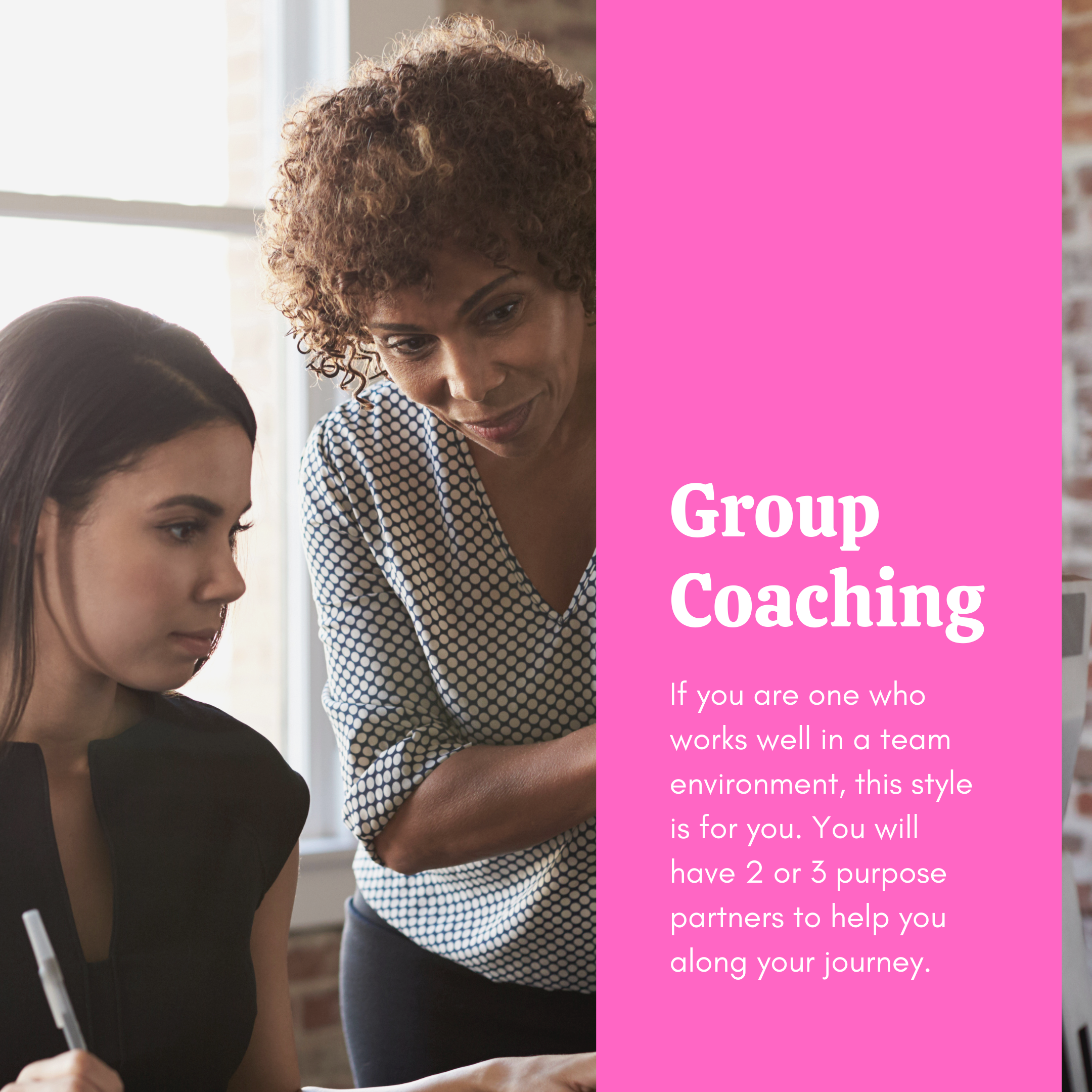 Group Coaching Session