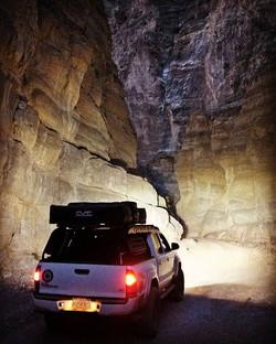 #tituscanyon #deathvalley _Night run through Titus canyon.jpg