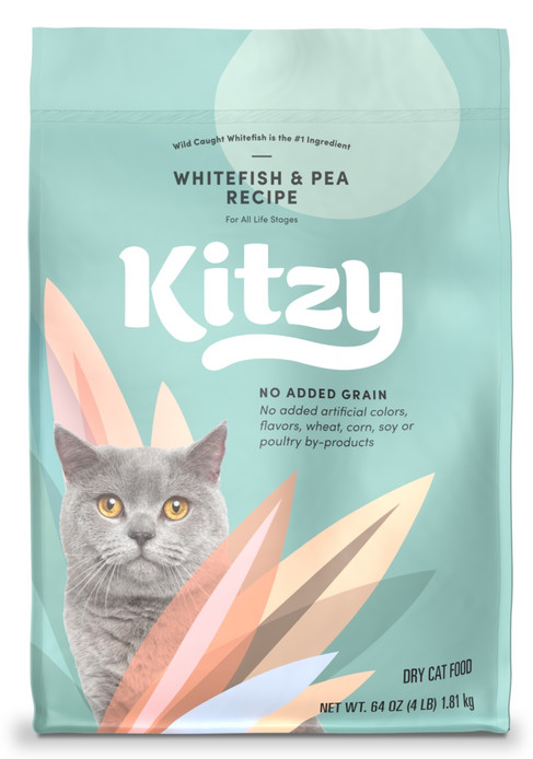 Kitzy Front of Pack