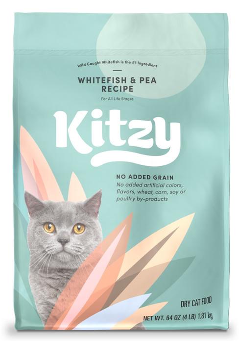 Kitzy Cat Food