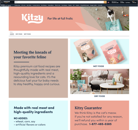 Kitzy Brand Store