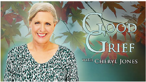 Good Grief Interview with Cheryl Jones |  Still don't wanna be pink