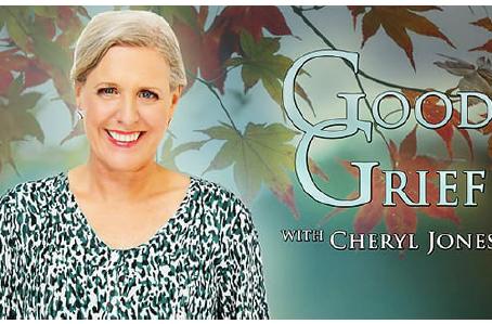 Good Grief Interview with Cheryl Jones    Still don't wanna be pink