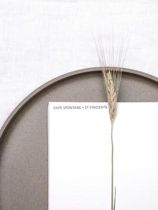 CAFÉ SPONTANE × ST VINCENTS