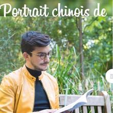 Le Portrait Chinois - Hanae Part en Livre
