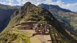 Walk along the path of the Incas