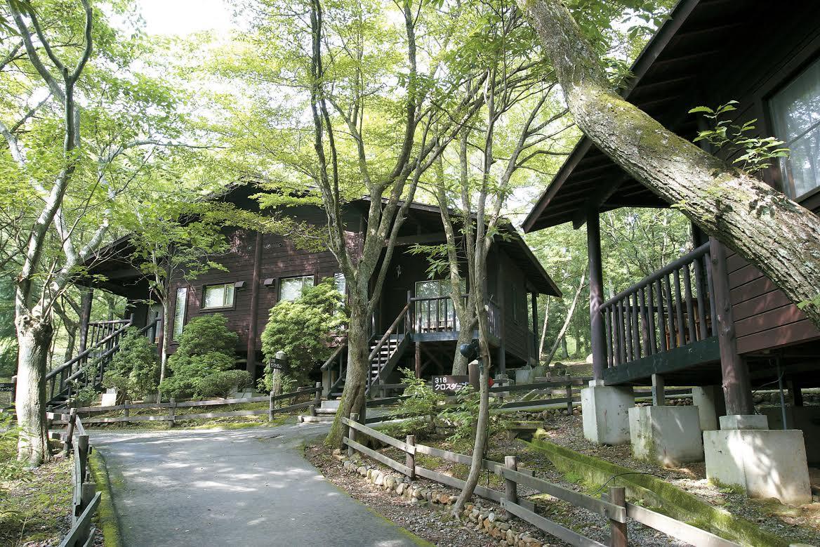 メナード青山リゾート コテージ「スイス村」