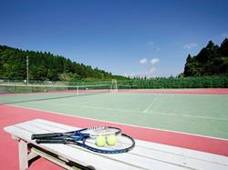 メナード青山リゾート テニスコート