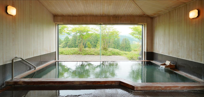 霧生温泉「雅の湯」
