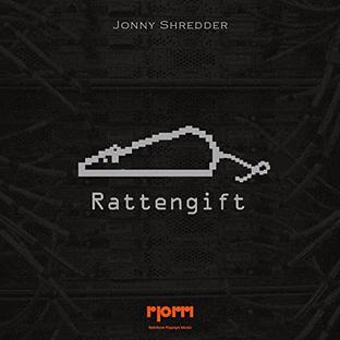 Jonny Shredder - Rattengift (Single)