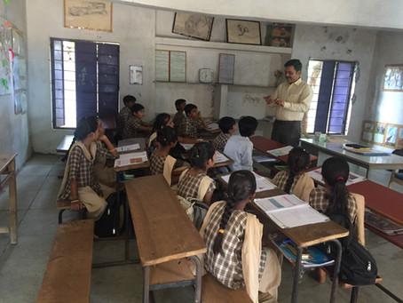 Visit Upleta Block Rajapara Primary School