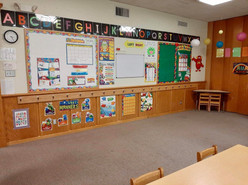 The MONSTER classroom!