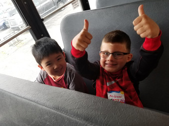 Kindergarten Academy field trip