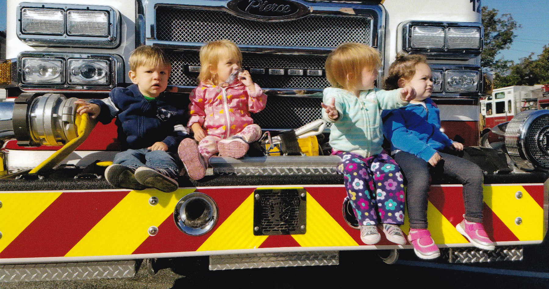 Fire engine day