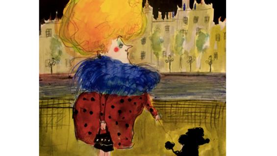 Kiki à Paris