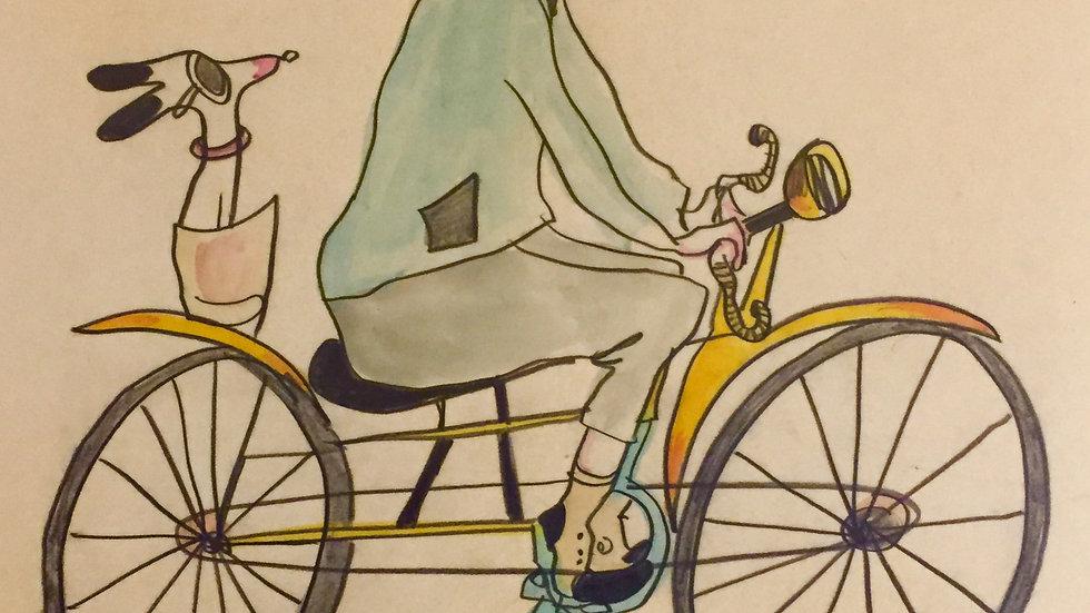 A vélo