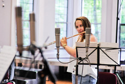 Mieczyslaw Weinberg Works for Flute Recording Sesssion