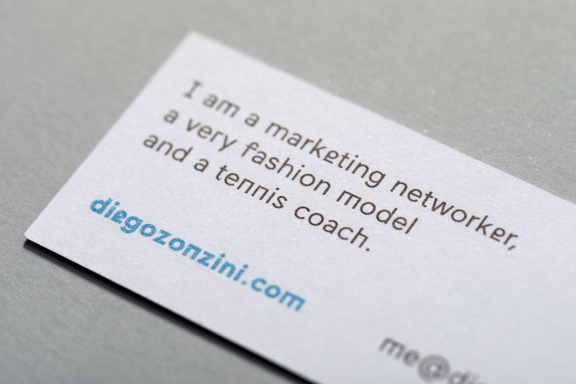 Diego-zonzini_networker, tennis coach, model