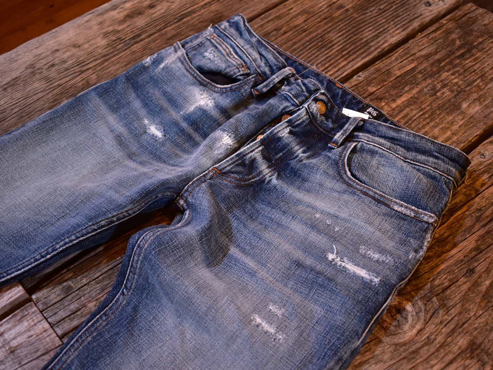 THE DENIM COMPANY OUT OF THE BOX