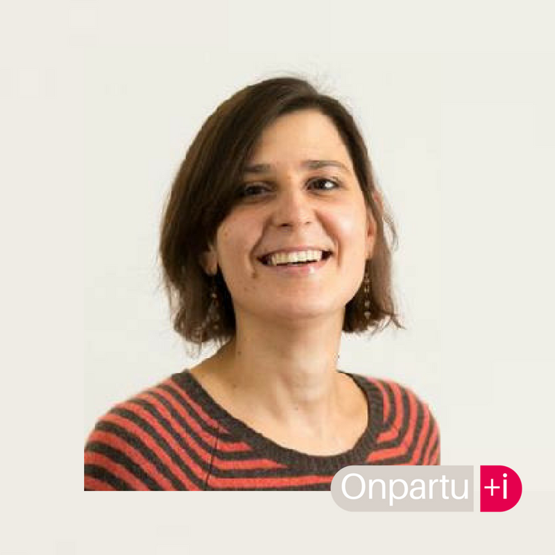 Anna Markland on mentoring for Onpartu